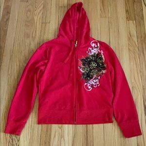 Red South Pole juniors sweatsuit